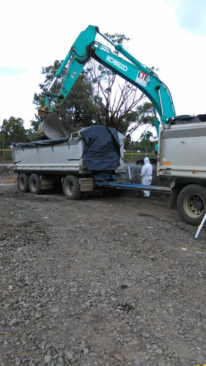 asbestos disposal  service melbourne